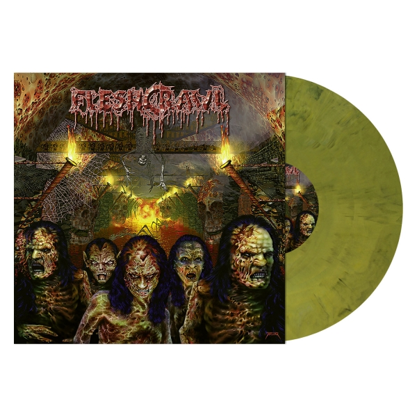 As Blood Rains From The Sky… (Marbled Vinyl)