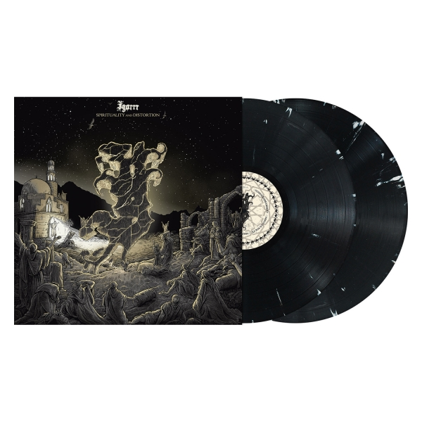 Spirituality and Distortion (Ink Vinyl)