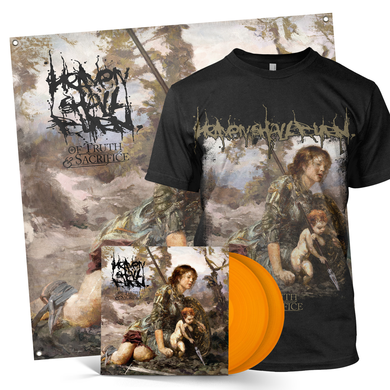 Of Truth And Sacrifice LP Bundle
