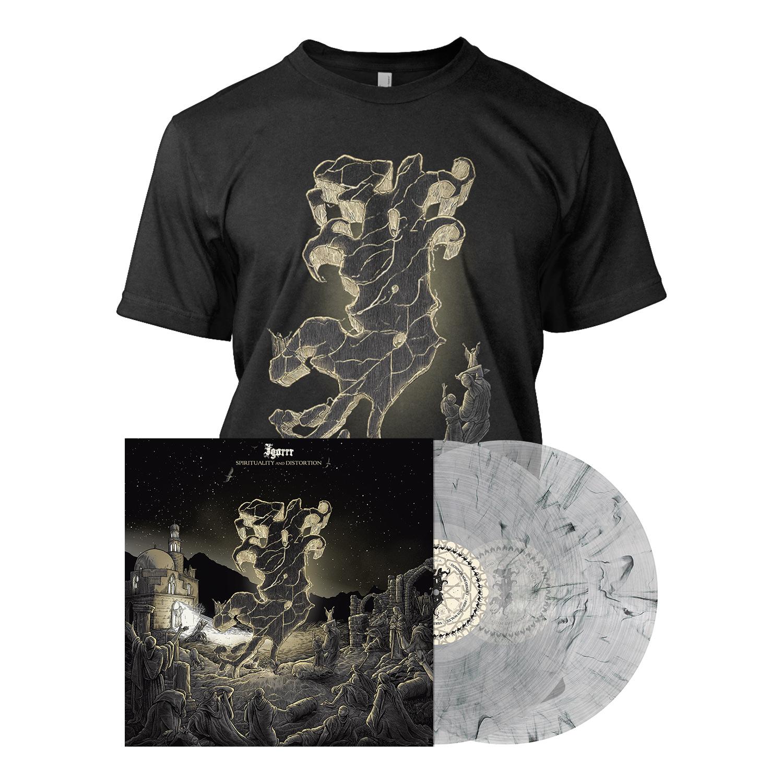 Spirituality and Distortion - LP Bundle - Smoke