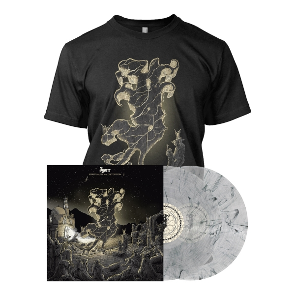 Spirituality and Distortion - LP Bundle - Smoke