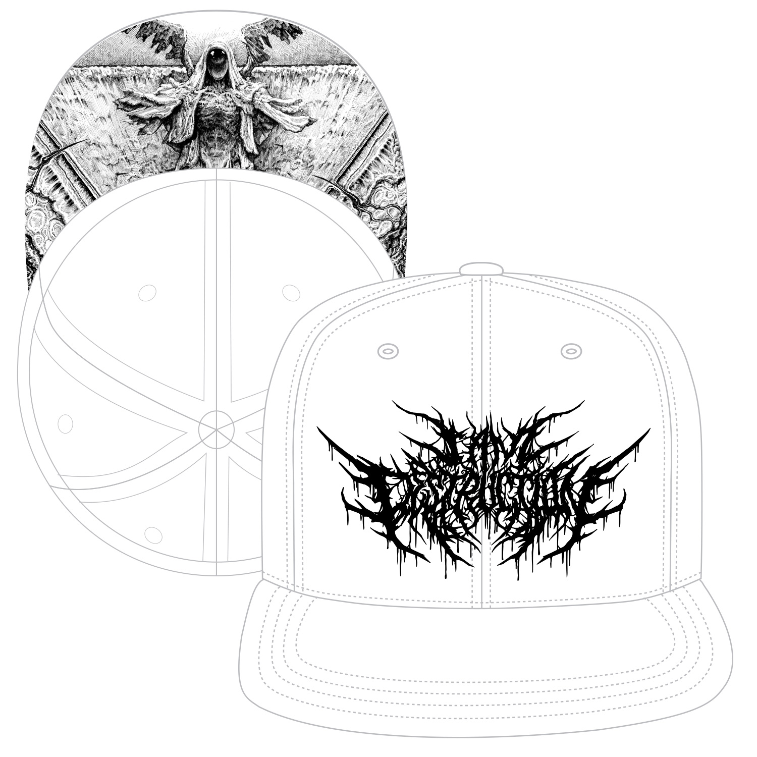 Nascency CD + Hat Bundle