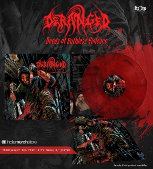 Pre-Order: Deeds Of Ruthless Violence (red)