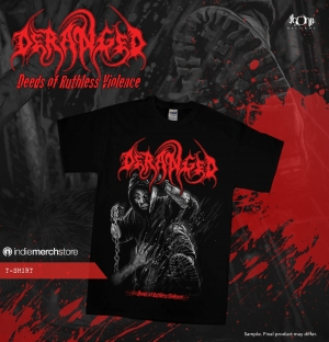 Pre-Order: Deeds Of Ruthless Violence