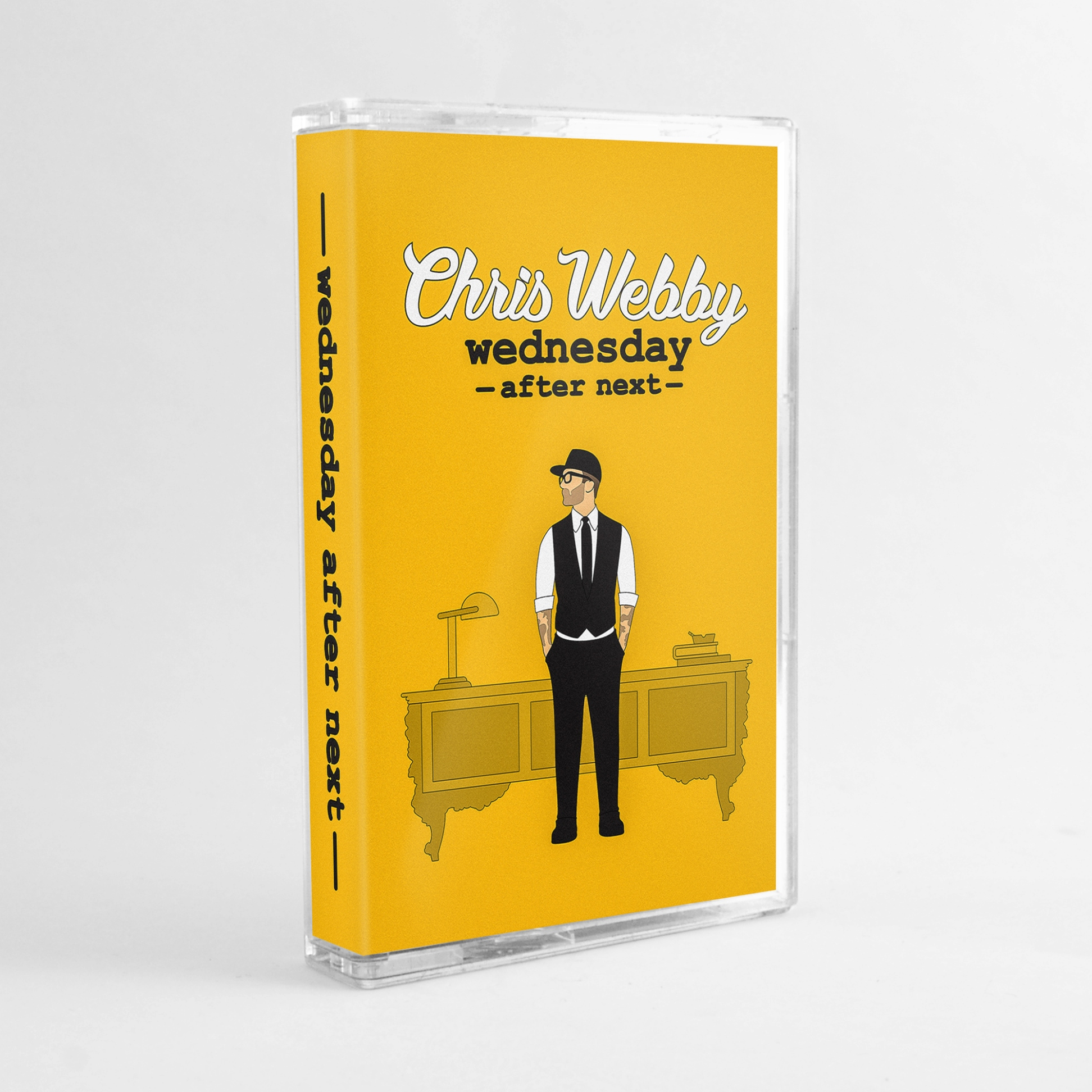 Wednesday After Next Cassette Tape