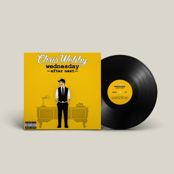 Wednesday After Next Vinyl (Double Disk)