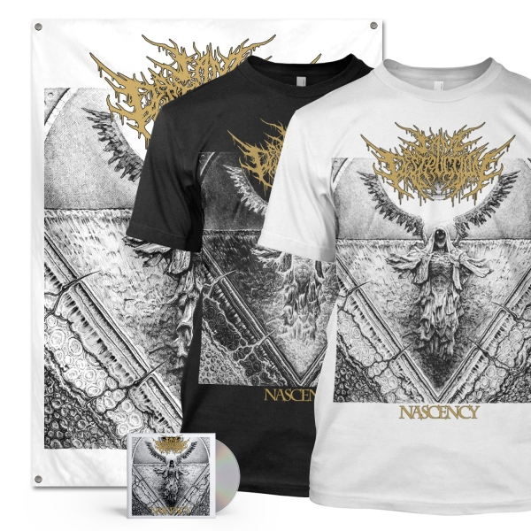 Nascency CD + Tee Bundle