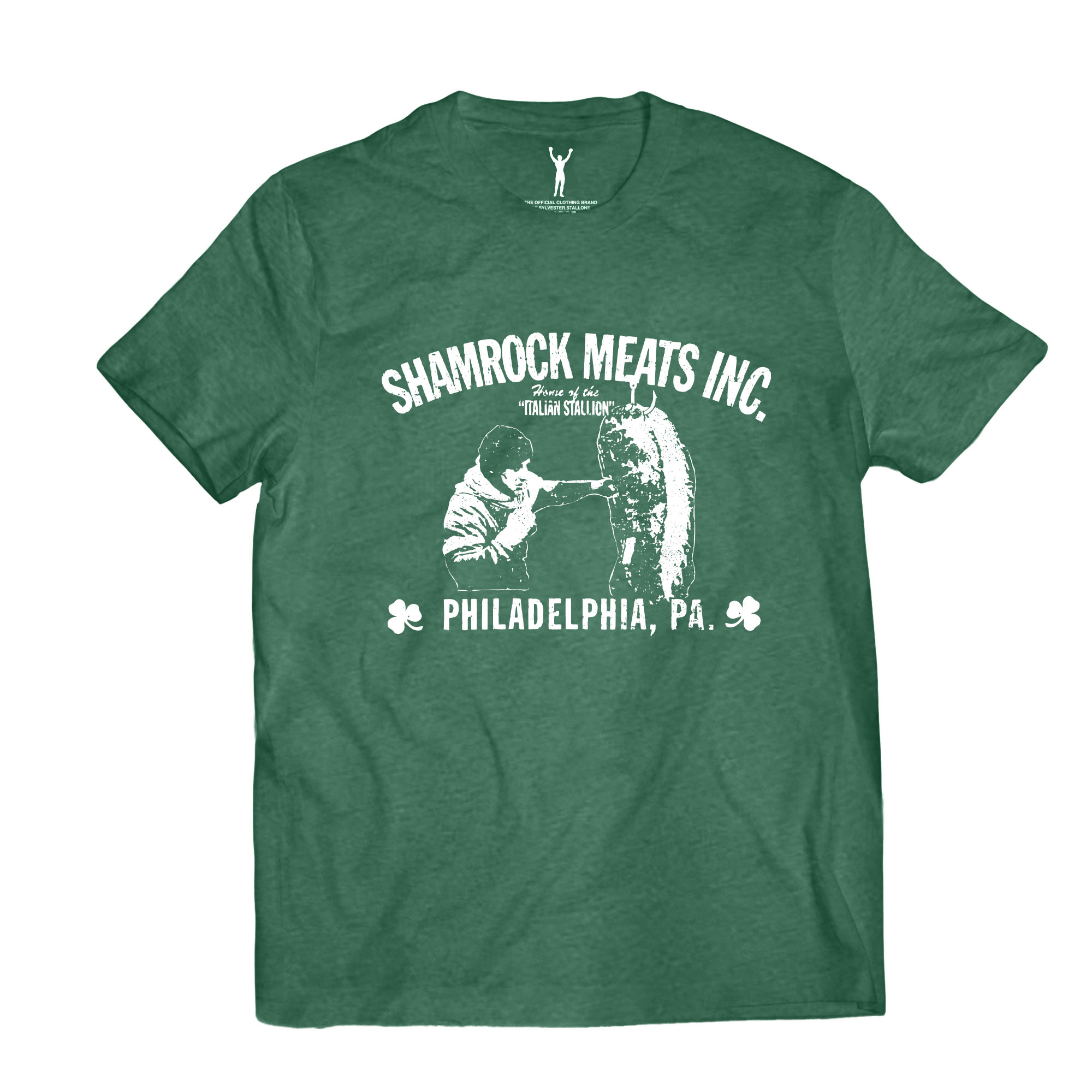 Shamrock Meats Green Tee