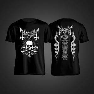 Pre-Order: Death Tour