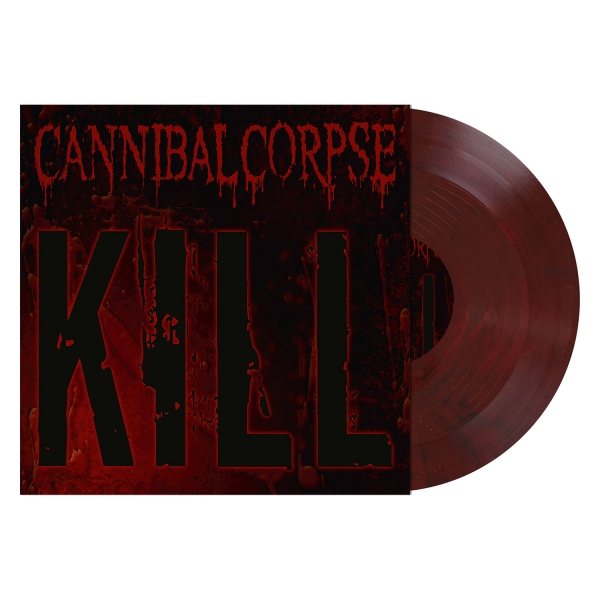 Kill (Red / Black Marbled)