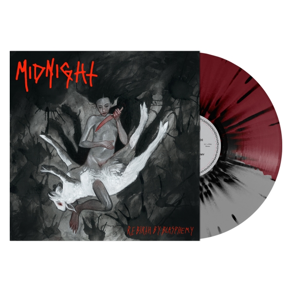 Rebirth by Blasphemy (Split Splatter Vinyl)
