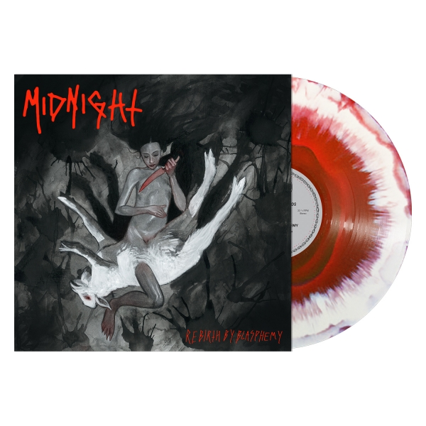 Rebirth by Blasphemy (Melt Vinyl)