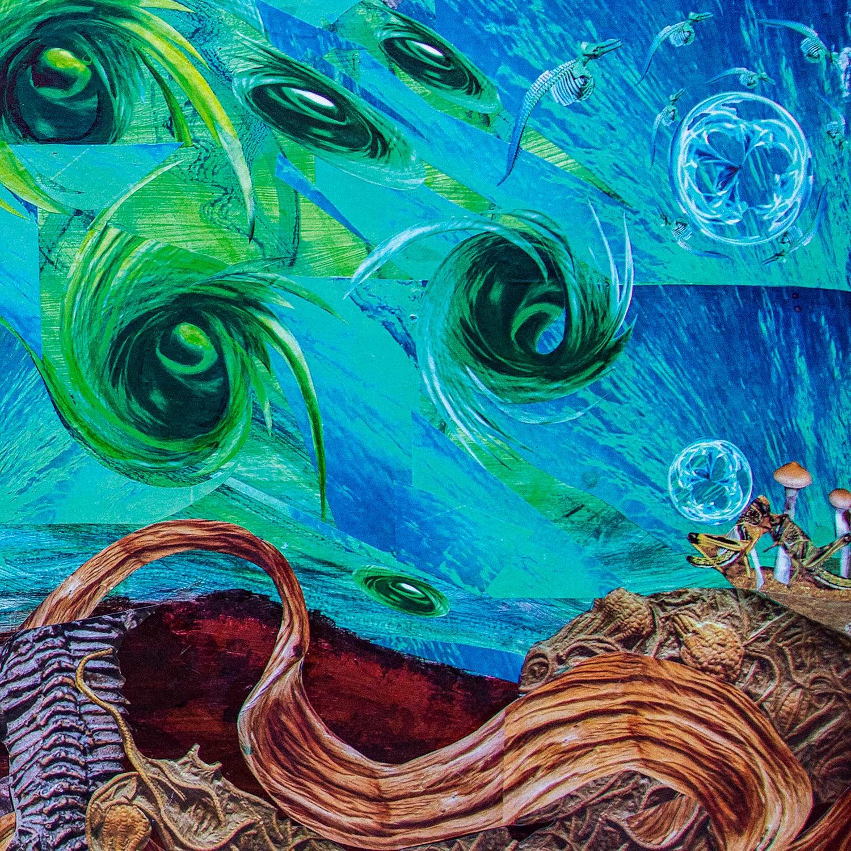 Fluid Existential Inversions (Blue Vinyl)