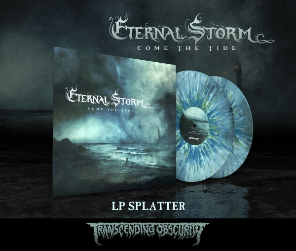 Come The Tide - Splatter Double LP