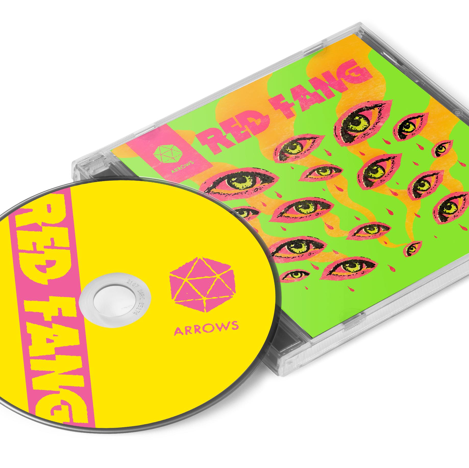 Arrows T Shirt + CD Bundle