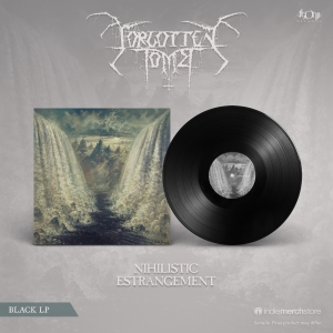 Nihilistic Estrangement Black Vinyl