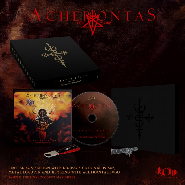 Psychicdeath Boxset Bundle