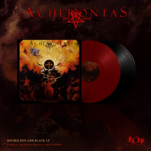 Psychicdeath - The Shattering of Perceptions Double Red/Black Vinyl