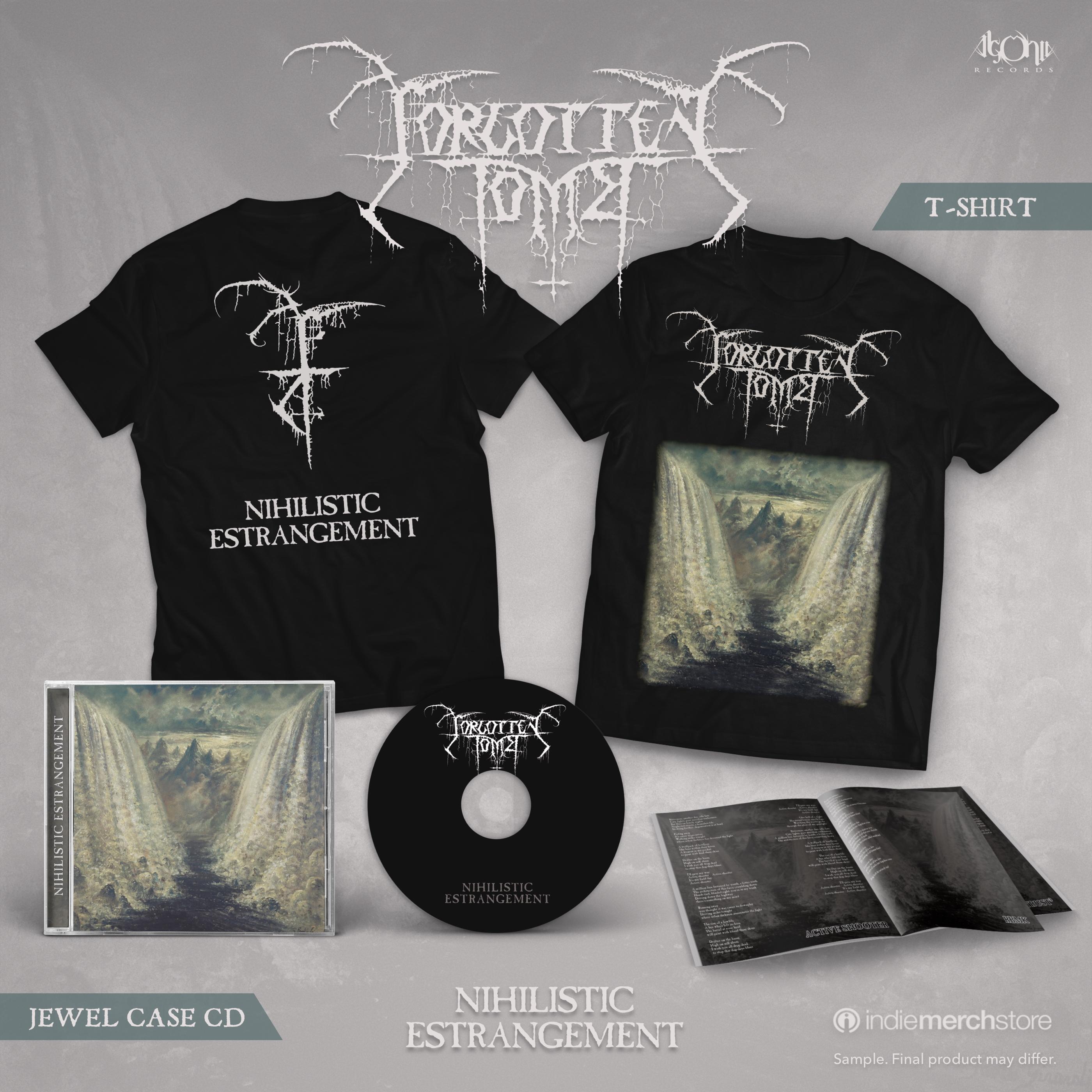 Nihilistic Estrangement CD Bundle