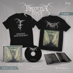 Nihilistic Estrangement CD Bundle