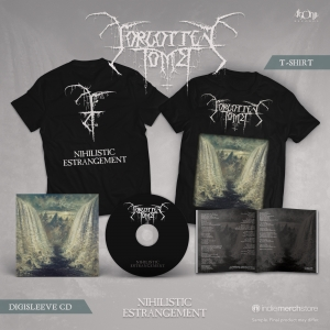 Nihilistic Estrangement Digipak CD Bundle
