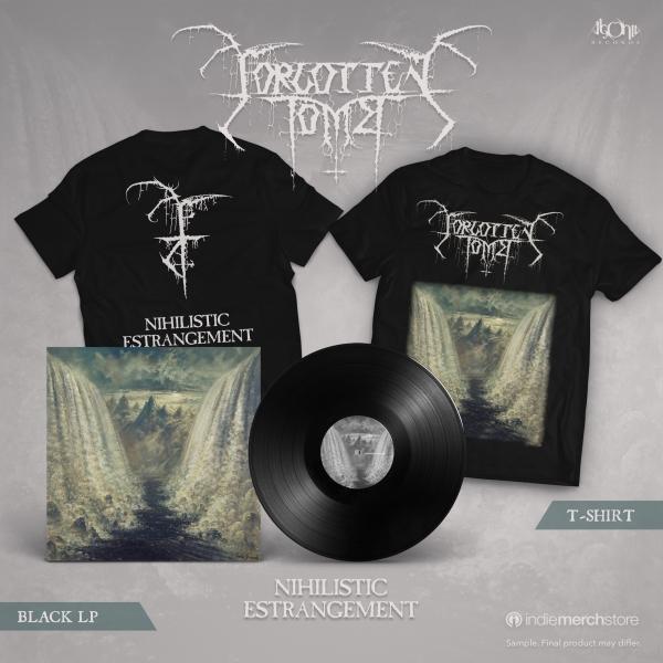 Nihilistic Estrangement Black Vinyl Bundle