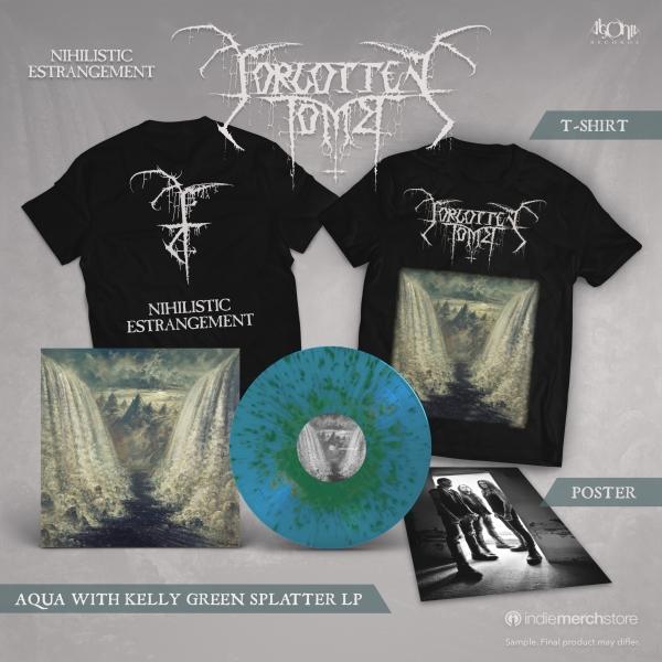 Nihilistic Estrangement Splatter Vinyl Bundle