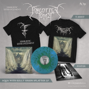 Nihilistic Estrangement Splatter Vinyl Bundle