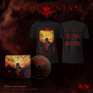 Psychicdeath Digipak CD Bundle