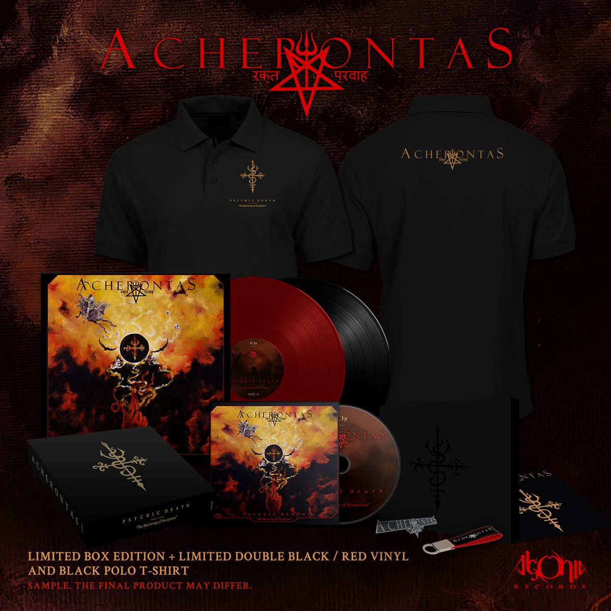 Psychicdeath Collector's Bundle