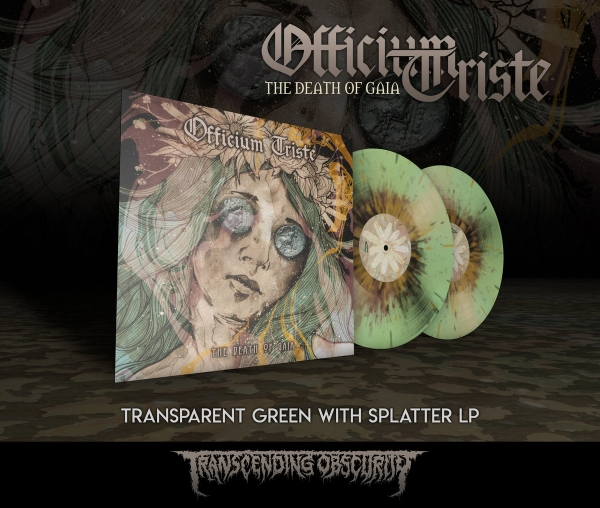 The Death of Gaia - Splatter LP