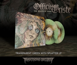 Pre-Order: The Death of Gaia - Splatter LP