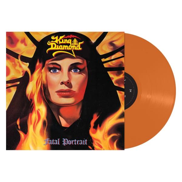 Fatal Portrait (Tangerine Vinyl)