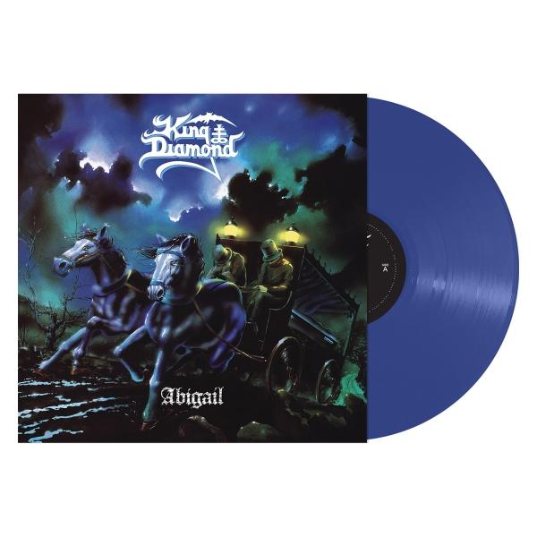 Abigail (Cobalt Vinyl)