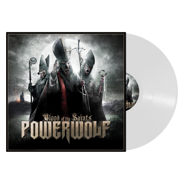 Blood of the Saints (White Vinyl)