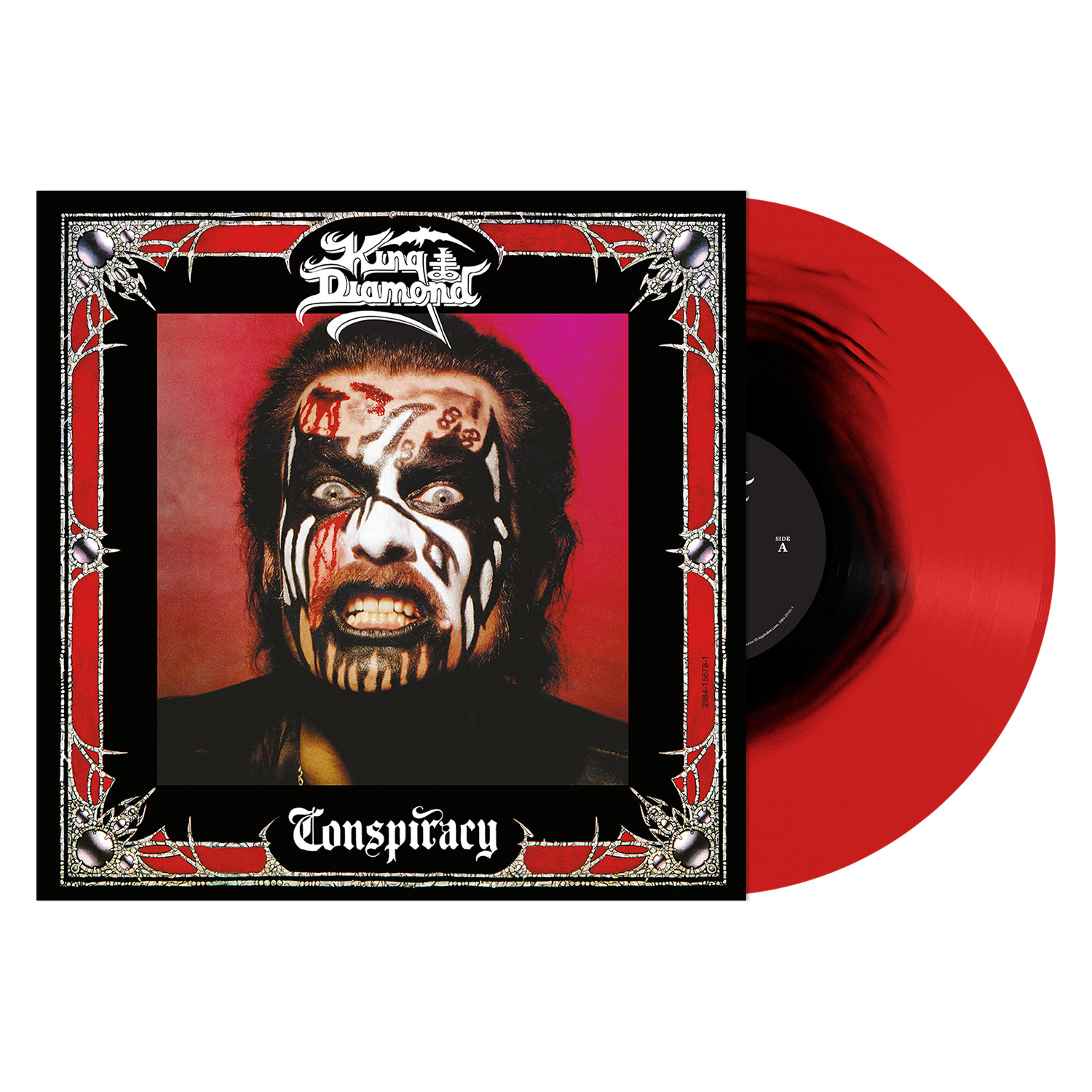 Conspiracy (Red and Black Haze Vinyl)