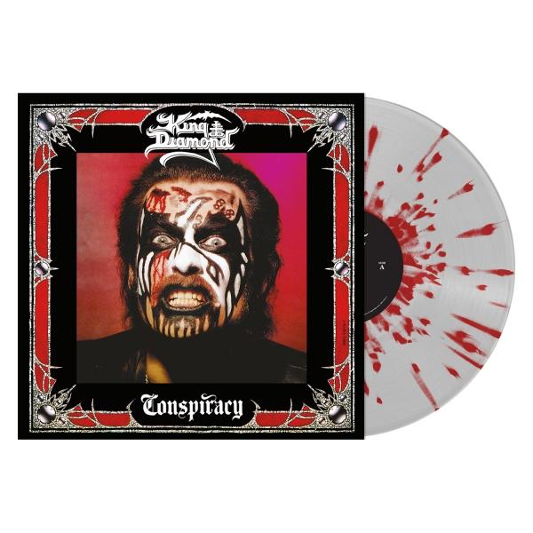 Conspiracy (Splatter Vinyl)