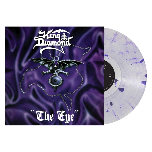 The Eye (Purple Spots Vinyl)