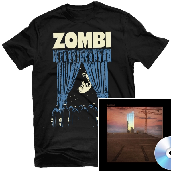 2020 T Shirt + CD Bundle
