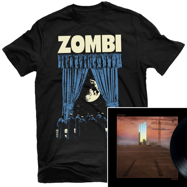 2020 T Shirt + LP Bundle