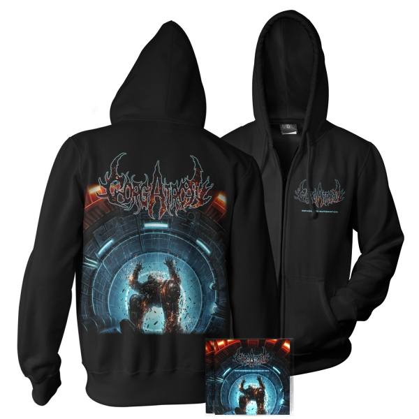 Pathogenic Automation Hoody + CD Bundle