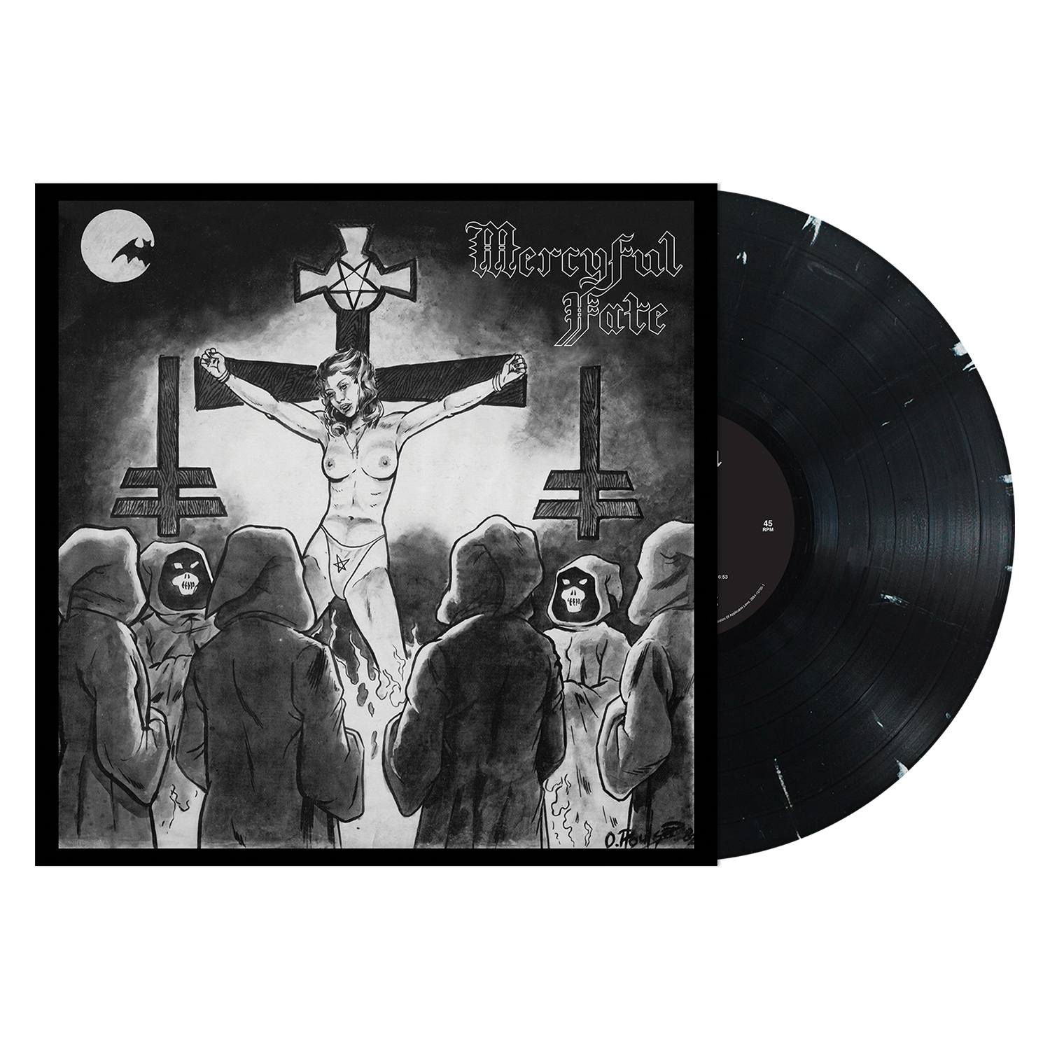 Mercyful Fate (Edge Marbled Vinyl)