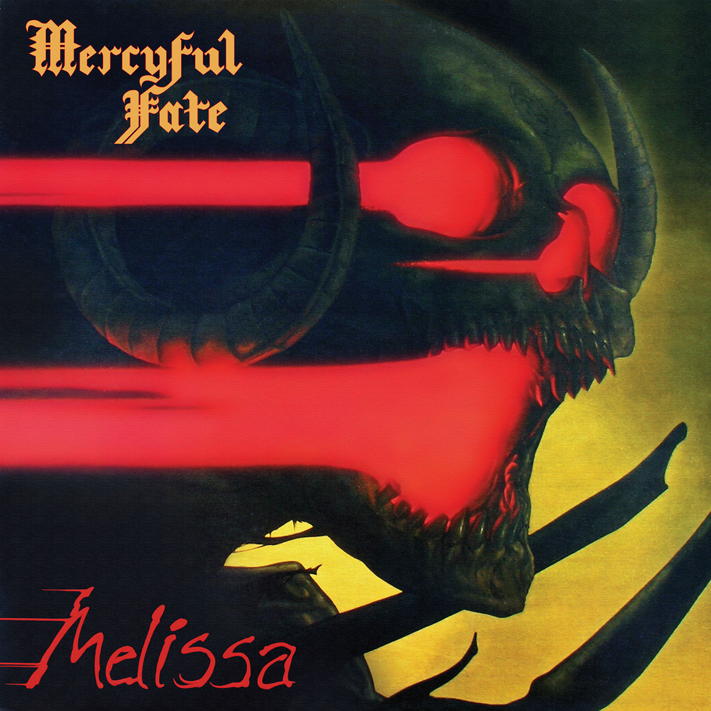 Melissa (Black Streaks Vinyl)