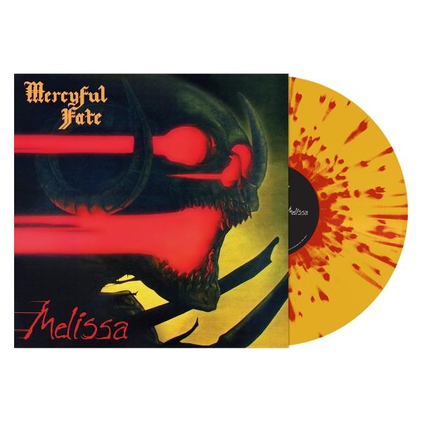 Melissa (Splatter Vinyl)