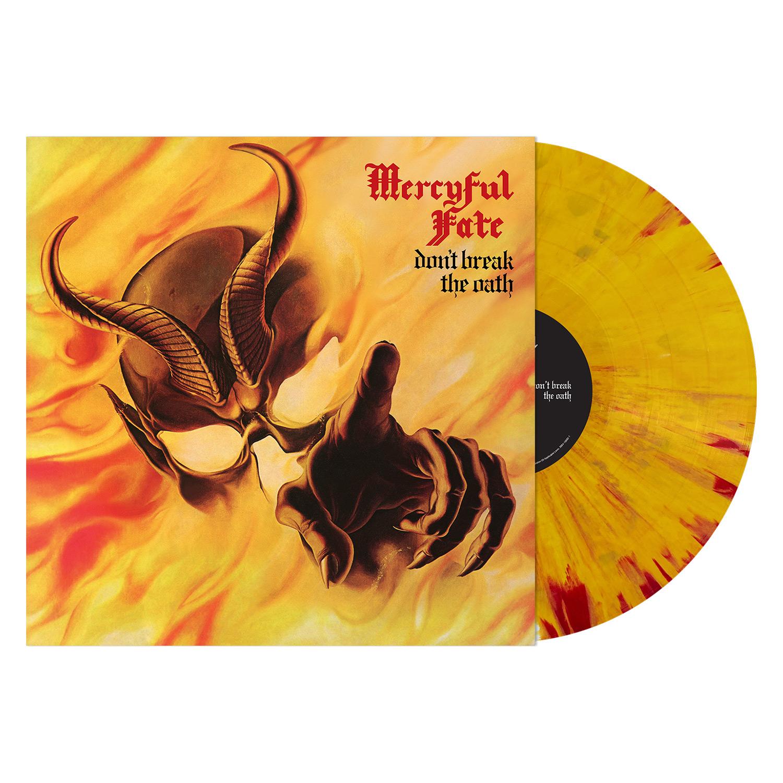 Don't Break the Oath (Red Flares Vinyl)