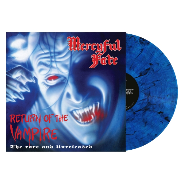 Return of the Vampire (Blue Smoke)