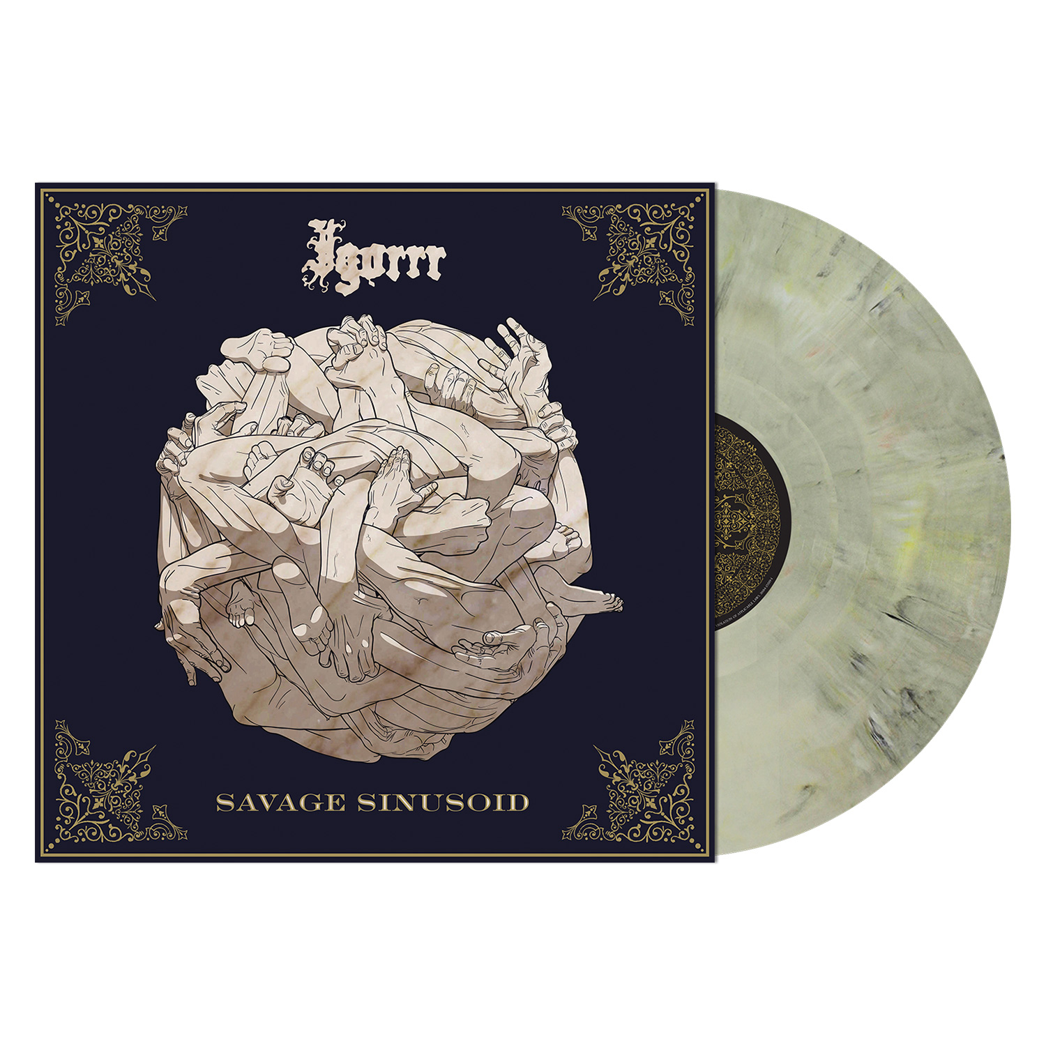 Savage Sinusoid (Grey Green Vinyl)