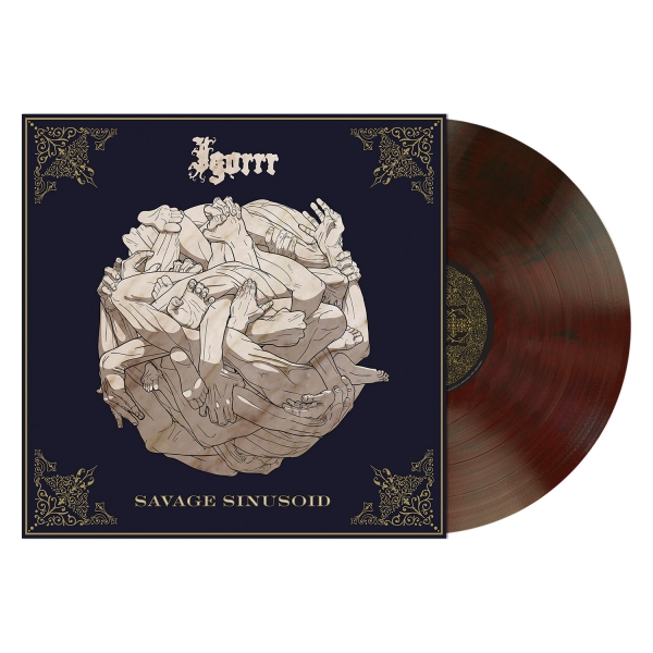 Savage Sinusoid (Red Brown Vinyl)