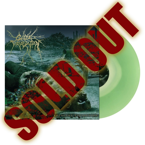 The Anthropocene Extinction (Message in a Bottle Vinyl)
