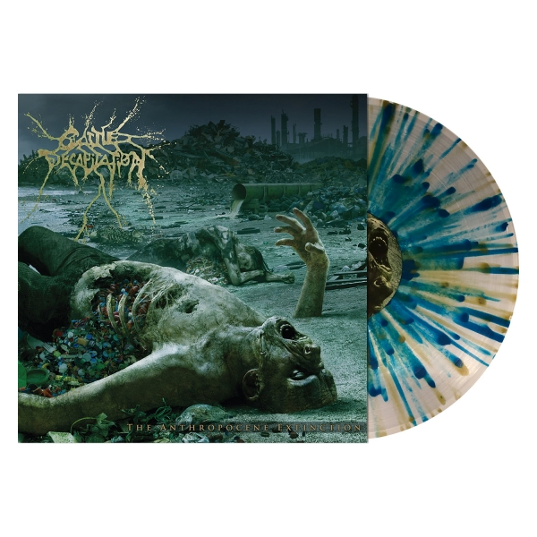 The Anthropocene Extinction (Anthropocrepitus Vinyl)